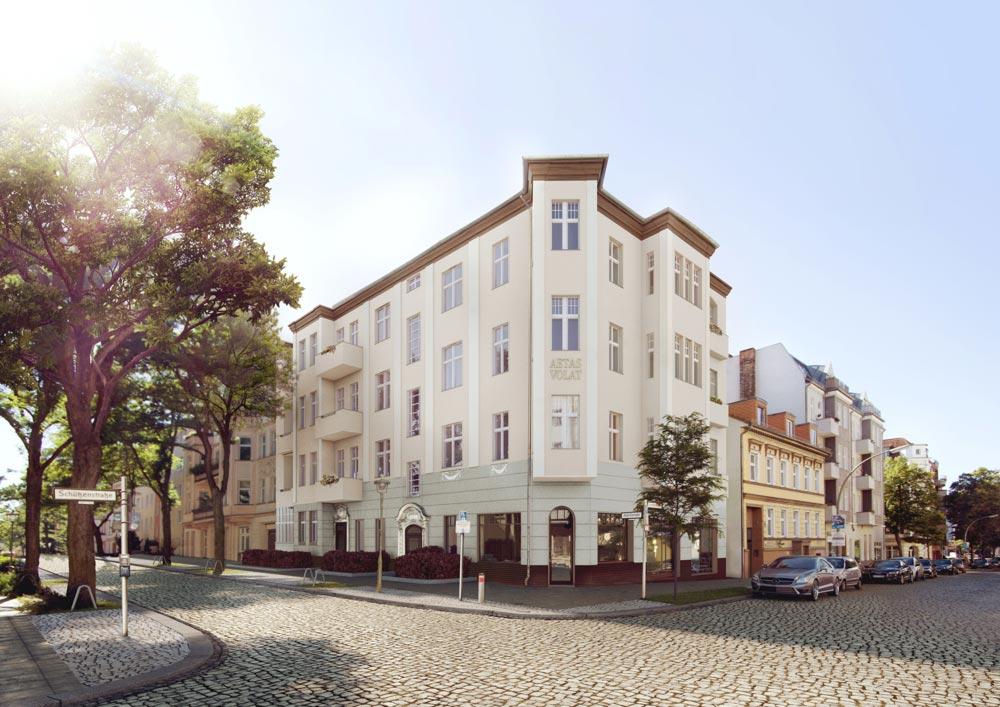eigentumswohnungen berlin steglitz adolfstra e 1 1a vandenberg berlin. Black Bedroom Furniture Sets. Home Design Ideas