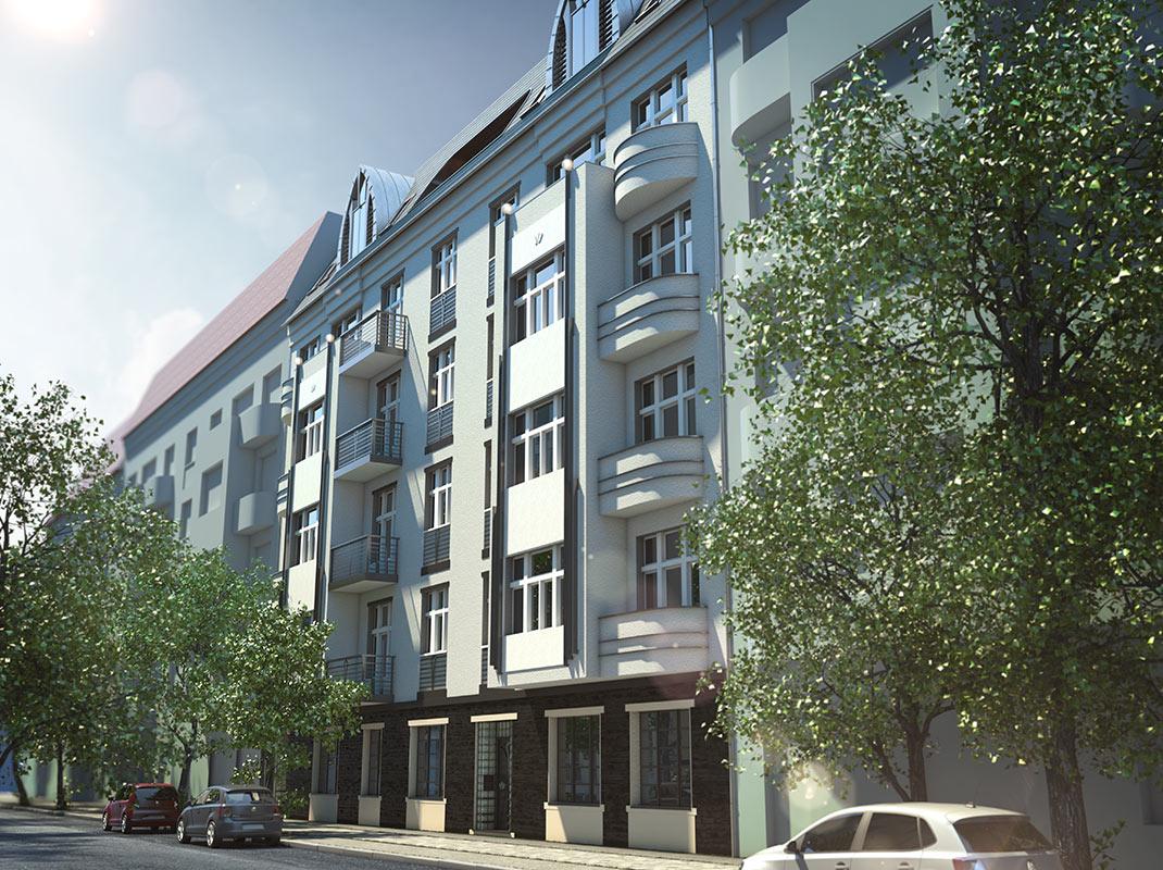 eigentumswohnungen berlin bezirk mitte kanzowstra e 4 vandenberg berlin. Black Bedroom Furniture Sets. Home Design Ideas
